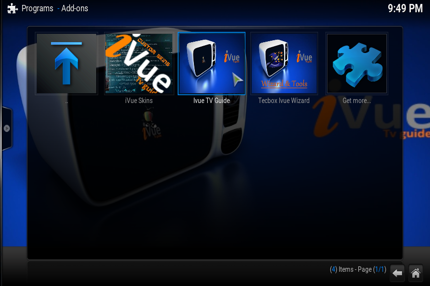 Rearrange/Remove Channels from iVue TV Guide – IVue TV Guide System